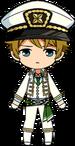 Midori Takamine PiratesFes uniform chibi