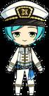 Kanata Shinkai PiratesFes uniform chibi
