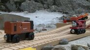 Incline with Skarloey and Rusty