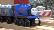 Sir Handel at Blue Mountain Quarry, man!