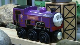 Ernest the Wise Engine