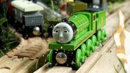 Henry the green