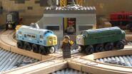 Diesel 199 and Diesel 261