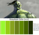 Vile Orcs