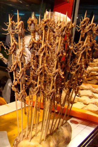 File:Skewered scorpions.jpg