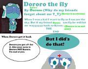 Dororo the fly