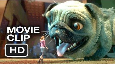 Epic Movie CLIP - No Kisses (2013) - Josh Hutcherson, Beyoncé, Amanda Seyfried Movie HD