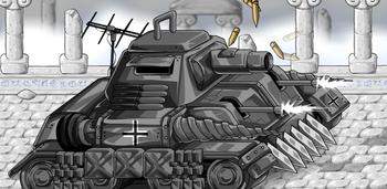 Tank machineguns