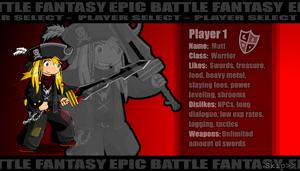 EBF3 Profile Matt