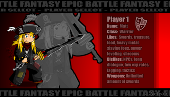 EBF3 Profile Matt