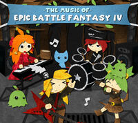 EBF4 music cover
