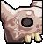EBF4 Hat Demon Skull