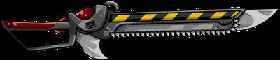 Chainsaw blade