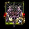 Rampaging Boar+ Card