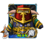 Barrel Bull+3 (R) Card