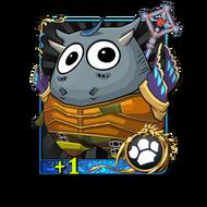 Druid+1 (R) Card