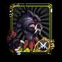 Wolf Lord Nanris+ Card