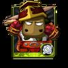 Barrel Bull (UC) Card