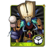Witch Doctor Card