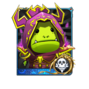 Warlock+ (R) Card