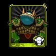 Orc Shaman Card