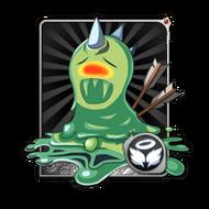 Green Slime Card