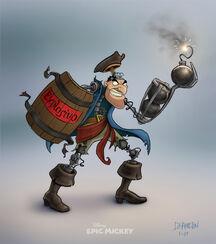 Unused Pirate Beetleworx