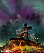 Epic mickey s powers by hamilton74-d37hi6q