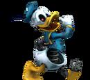 Animatronic Donald