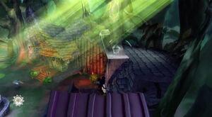Ventureland in epic mickey 2