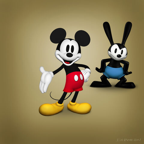 File:Mickey and Oswald 1.jpg