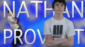 Nathan Provost Title Card