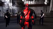 Deadpool versus Street Toughs