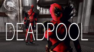 Deadpool Title Card