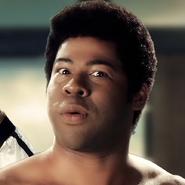 Muhammad Ali In Battle