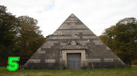 5 tombe misteriose mai aperte