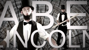 Abe Lincoln Title Card