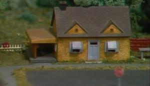 Mister Rogers' House Outside Based On