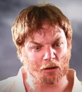 Chuck Norris Beard Coming Off Erro