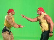 Hulk and peter