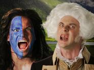 George Washington vs William Wallace Thumbnail
