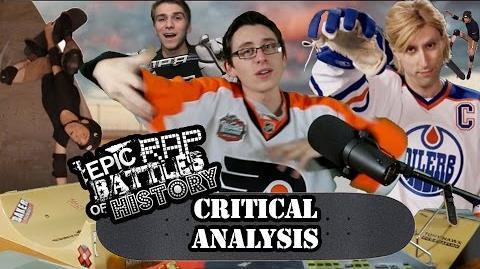 Critical Analysis Tony Hawk vs Wayne Gretzky