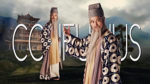 Confucius Title Card