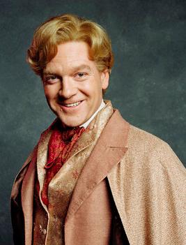 Gilderoy Lockhart Based On