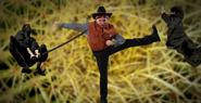 Chuck Norris Kills Urban Ninjas