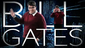 Bill Gates Title Card