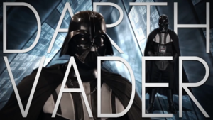 Darth Vader Title Card 3