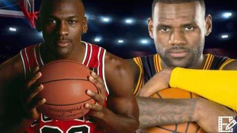 Michael Jordan vs LeBron James instrumental beat