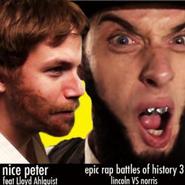Abe Lincoln vs Chuck Norris Alternative Cover