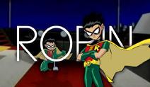 Robin title card